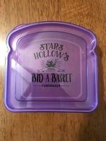 Stars Hollow Bid-A-Basket Sandwich keeper  Gilmore Girls