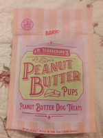 Peanut Butter Pups dog treats