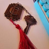 American Horror Story Hotel Replica Key