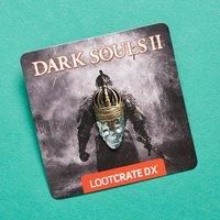 Dark Souls II exclusive pin