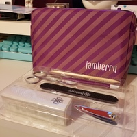 Jamberry nail care and nail wrap kit