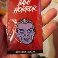 Monsters pin Bam Horror Exclusive Dracula