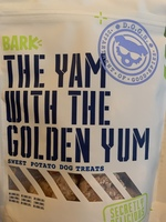 The Yam with the Golden Yum