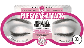 Puffy Eye Attack Hydrogel Patches