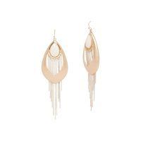 Catherine Stein Teardrop Chain Earrings