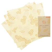 BEE'S WRAP 3 Pack Large Wraps