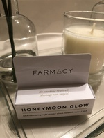 Farmacy Honeymoon Glow night serum
