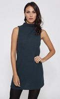Brushed Ribbed Shift Dress Size Small