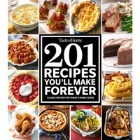 Taste of Home 201 Recipes You'll Make Forever 2019