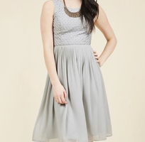 Modcloth Stay and Sway Midi Dress XS
