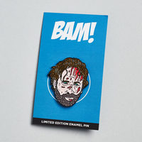 Rick Grimes (Walking Dead) Pin