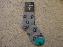 Sock Fancy Gray Socks