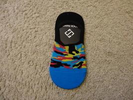 Sock Fancy Blue Camo socks