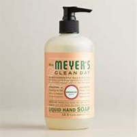 Mrs. Meyers Clean Day Hand Soap