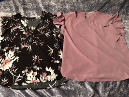 Two Blouses from FFF Style Box-XL