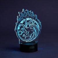 Targaryen Sigil LED Lamp