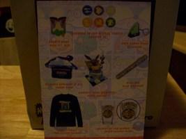 Legends of the Hidden Temple Coaster Set