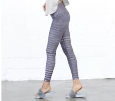 Niyama Sol GRANITE STRIPE BAREFOOT LEGGING