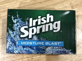 IRISH SPRING - Moisture Blast Bar Soap