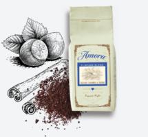 Amora Fliratare Blend Hazelnut Cinnamon Ground Coffee