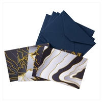 Gold Foil Stationary Set from Kevia