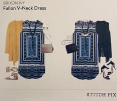 Brixon Ivy Fallon Dress