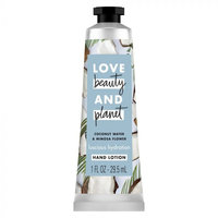 Love Beauty and Planet Coconut Water & Mimosa Flower Hand Lotion