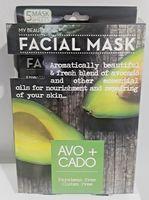 My Beauty Spot Avacado box of 5 Sheets Facial Mask