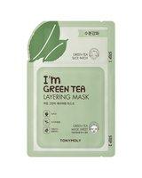 TONYMOLY I'm Green Tea Layering Mask