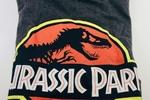 Jurassic Park Logo Men's T-Shirt - Size XL