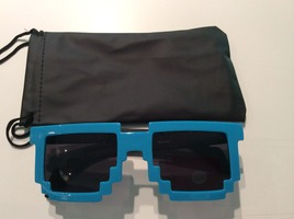 Flat Top Pixel Sunglasses