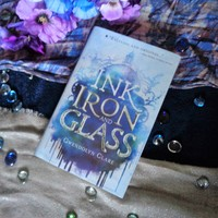 Ink Iron and Glass by Gwendolyn Clare
