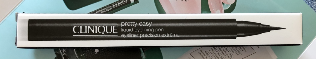 Clinique pretty easy liquid eyeliner pen