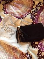 Izzy & Ali Black coin purse