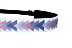 Mavi Bandz Boho Triangles Adjustable Non-Slip Headband