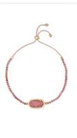 Kendra Scott Rhodolite Adjustable Bracelet