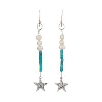Megan Kyle Earrings - Rita Star