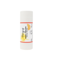 H Honeycup Orange Sunflower Lotion Stick