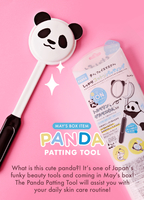 Panda patting tool
