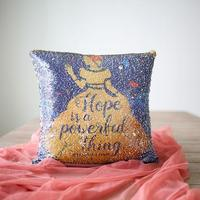 Caraval Sequins Pillow Cover