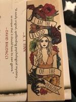 Game of thrones Woodmark by Ink & Wonder