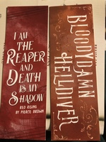 Red Rising bookmarks