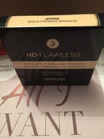 Absolute New York HD Flawless Pressed Finishing Powder - Brightening Banana