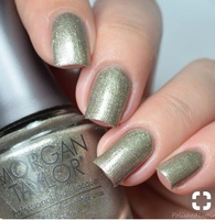 Morgan Taylor Professional Nail Lacquer - Ice or no Dice