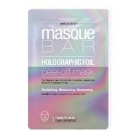 Masque Bar Holographic Foil peel-off mask