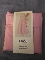 Baggu Standard Bag Lt Pink