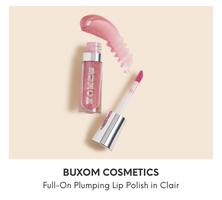 Buxom Full On Plumping Lip Polish in Clair