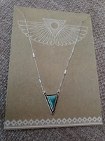 Hiouchi jewels turquoise necklace