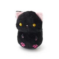 Chibi Plushie - Black Cat
