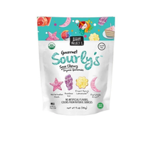 Project 7 Sourly's Sour Chewy Gummies